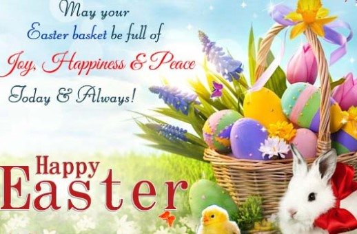 Have a safe and Healthy Easter!