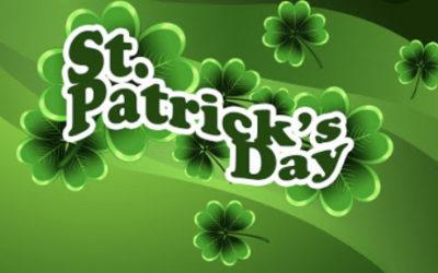 St. Patrick's Day, Stay Safe !