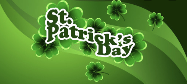 St. Patrick's Day, Stay Safe !